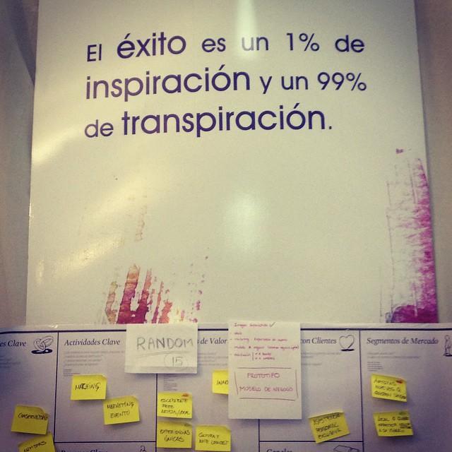 innovación éxito @teresuarezm
