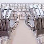 ai-robot-typing