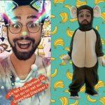Le Monde en Snapchat