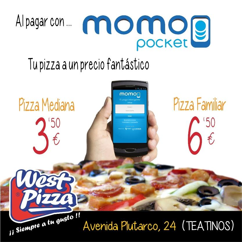 west pizza teatinos
