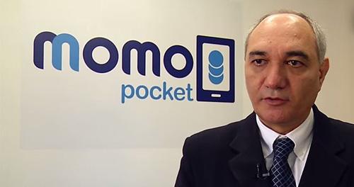 Antonio Fernández director de negocio de Momo Pocket